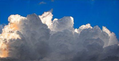 august clouds